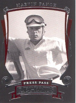 2006 Press Pass Legends #6 Marvin Panch