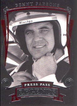 2006 Press Pass Legends #19 Benny Parsons