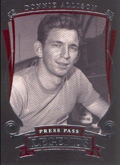 2006 Press Pass Legends #20 Donnie Allison