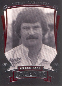 2006 Press Pass Legends #26 Terry Labonte