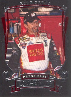 2006 Press Pass Legends #27 Kyle Petty