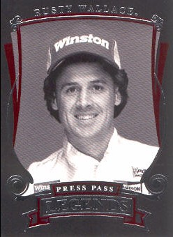 2006 Press Pass Legends #28 Rusty Wallace