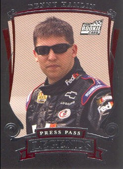 2006 Press Pass Legends #45 Denny Hamlin CRC