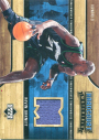 2006-07 Upper Deck Hardcourt Materials #KG Kevin Garnett