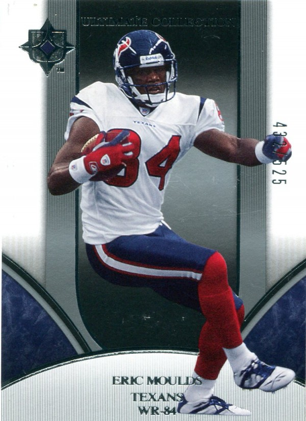 2006 Ultimate Collection #78 Eric Moulds