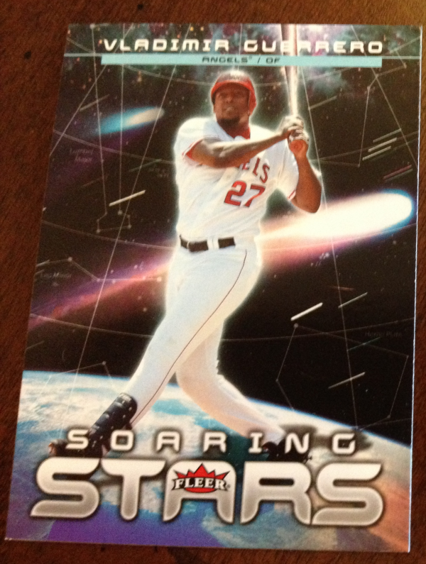 2007 Fleer Soaring Stars #VG Vladimir Guerrero