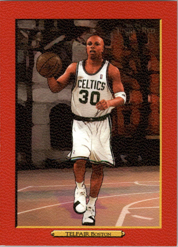 2006-07 Topps Turkey Red Red #4 Sebastian Telfair