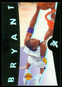 2006-07 E-X #17 Kobe Bryant