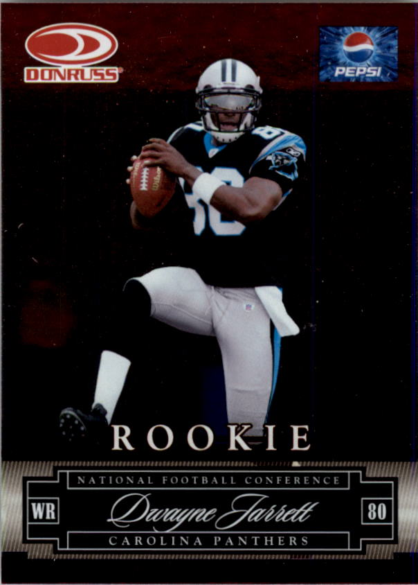2007 Donruss Pepsi National Convention #6 Dwayne Jarrett