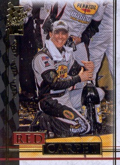 2007 VIP #59 Kevin Harvick Red C