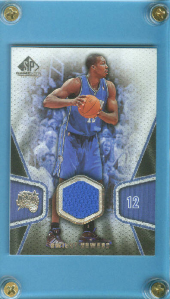 2007-08 SP Game Used #117 Dwight Howard JSY