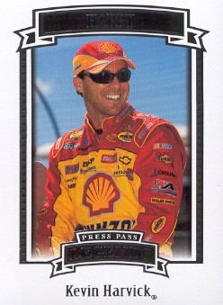 2007 Press Pass Legends #59 Kevin Harvick N