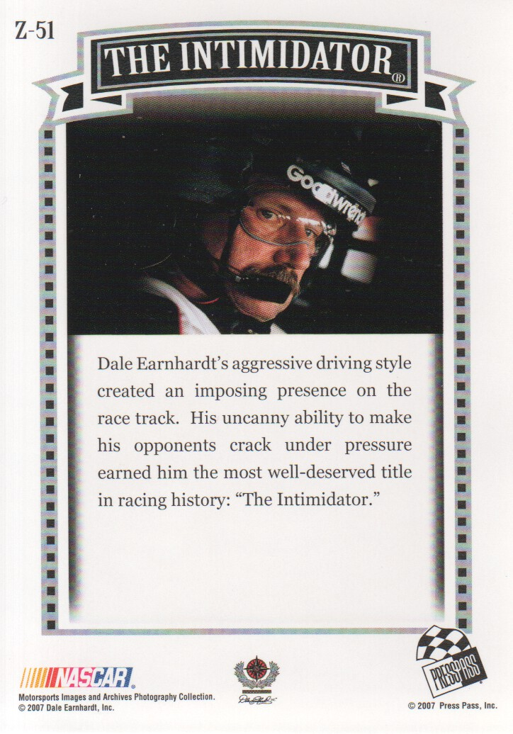 2007-Press-Pass-Legends-Parallels-NASCAR-Racing-Cards-Pick-From-List thumbnail 65