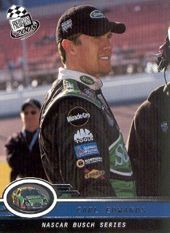 2008 Press Pass #37 Carl Edwards NBS