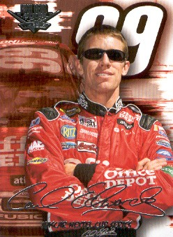 2008 Wheels High Gear #9 Carl Edwards
