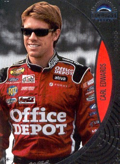 2008 Press Pass Eclipse #8 Carl Edwards