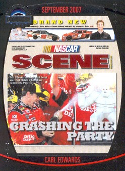 2008 Press Pass Eclipse #47 Carl Edwards NS