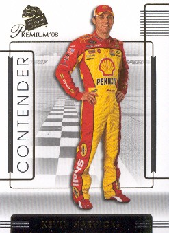 2008 Press Pass Premium #22 Kevin Harvick