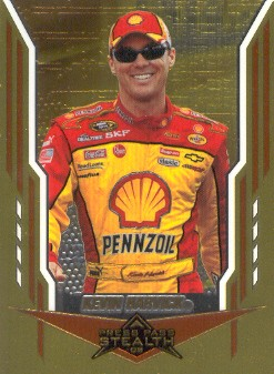 2008 Press Pass Stealth Chrome #13 Kevin Harvick
