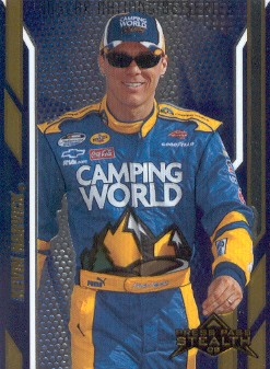 2008 Press Pass Stealth Chrome #42 Kevin Harvick NNS