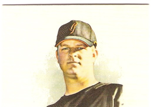 2008 Topps Allen and Ginter #251 Matt Cain