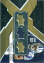 2008 SPx Winning Materials Upper Deck Logo 99 #WMFJ Felix Jones