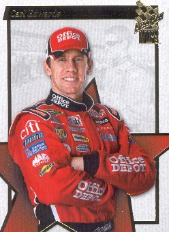 2008 VIP #10 Carl Edwards