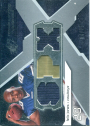 2008 SPx Rookie Materials SPX New Logo  Dual 75 #RMFJ Felix Jones