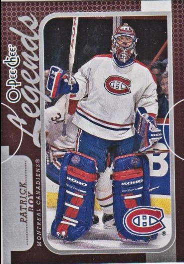 2008-09 O-Pee-Chee #590 Patrick Roy