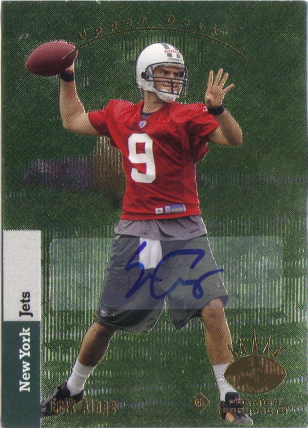 2008 SP Rookie Edition Autographs #168 Erik Ainge 93