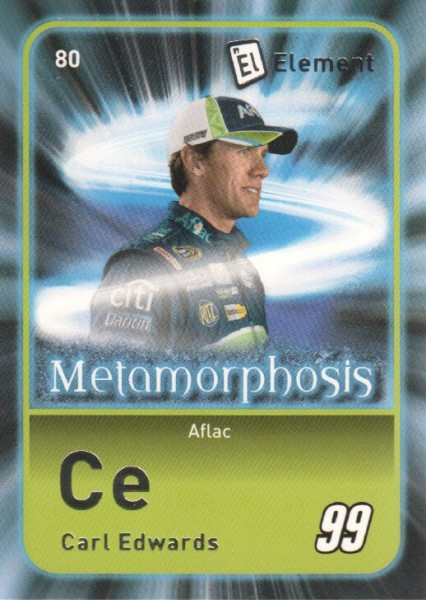 2009 Element #80 Carl Edwards M