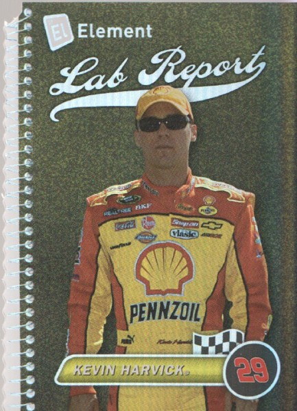 2009 Element Lab Report #LR12 Kevin Harvick