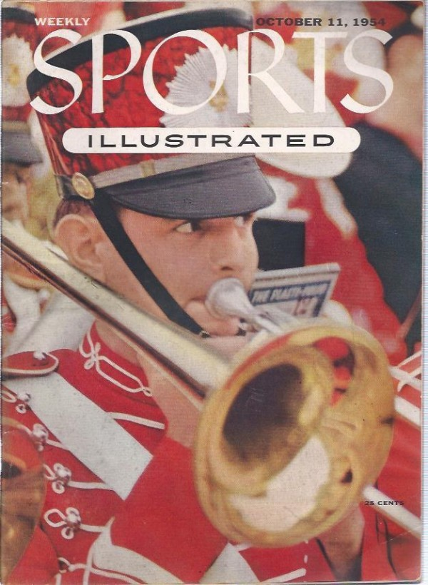 1954 Sports Illustrated #10-11 Oklahoma Bandsman