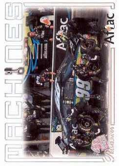 2009 Press Pass Premium #50 Carl Edwards' Car M