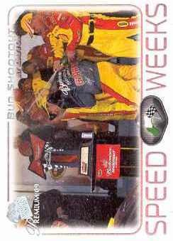 2009 Press Pass Premium #52 Kevin Harvick Bud Shootout SW