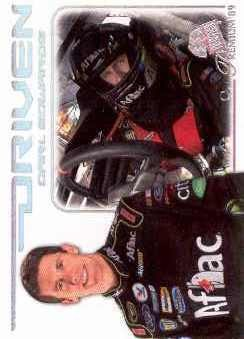 2009 Press Pass Premium #66 Carl Edwards D