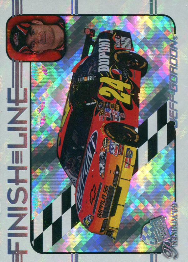 2009 Press Pass Premium #81 Jeff Gordon FL