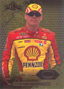 2009 Press Pass Stealth Chrome #14 Kevin Harvick