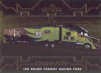 2009 Press Pass Stealth Chrome #54 Carl Edwards' Rig C