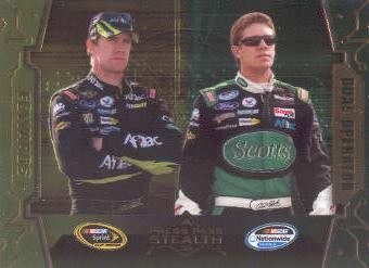 2009 Press Pass Stealth Chrome #71A Carl Edwards DO