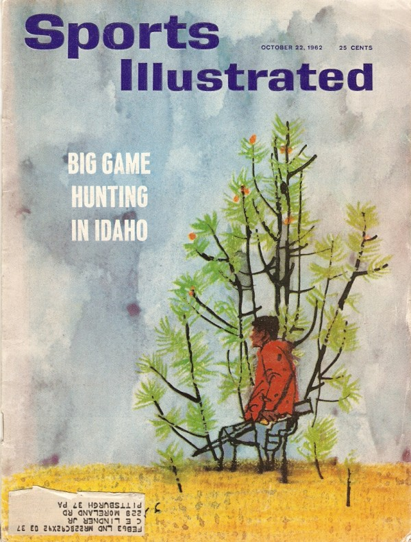 1962 Sports Illustrated #10-22 Big Game Hunting