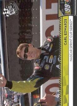 2009 Press Pass #128 Carl Edwards