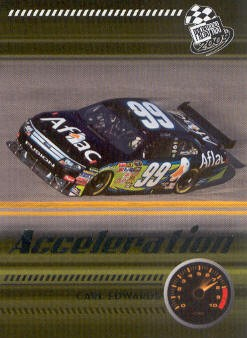 2009 Press Pass #212 Carl Edwards' Car A