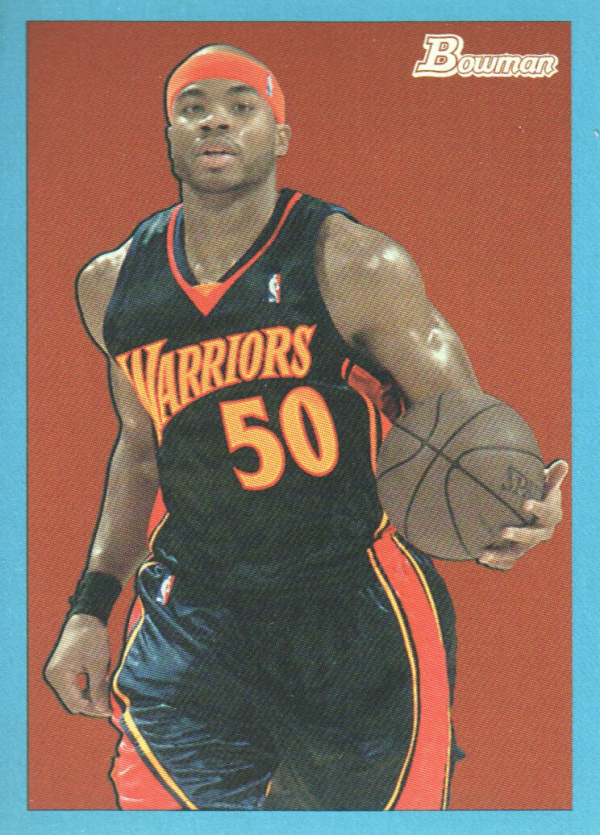 2009-10 Bowman 48 Blue #25 Corey Maggette