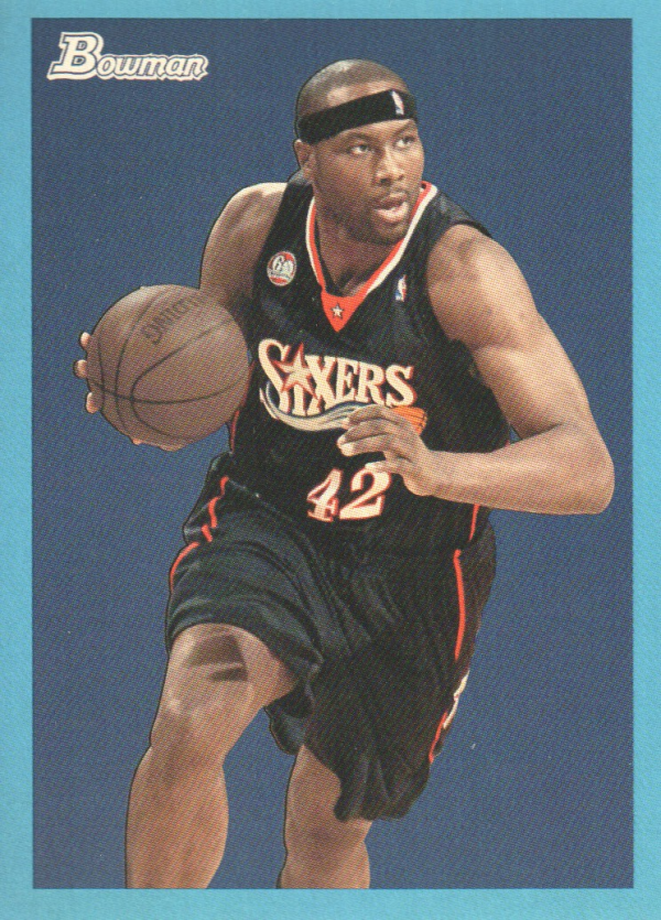 2009-10 Bowman 48 Blue #60 Elton Brand