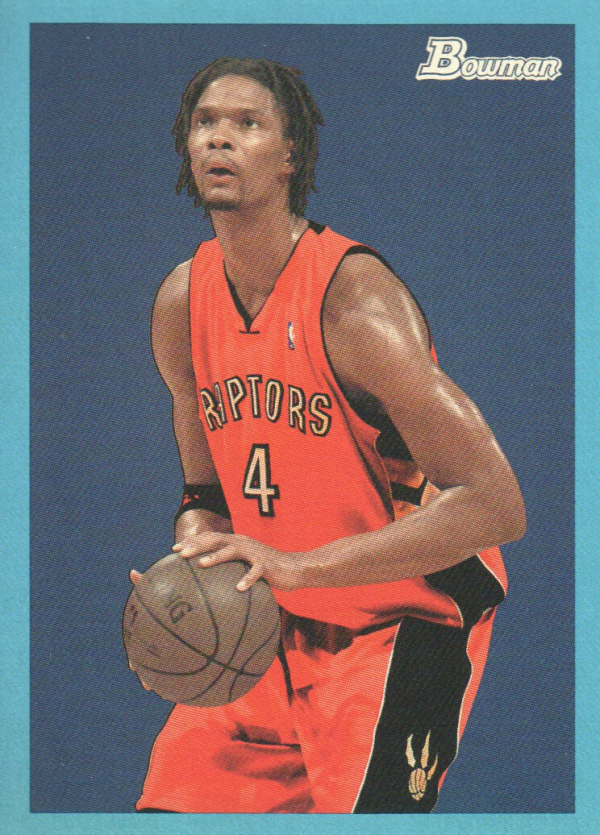 2009-10 Bowman 48 Blue #74 Chris Bosh