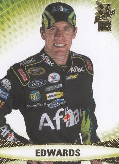 2009 VIP #9 Carl Edwards