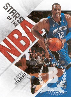 2009-10 Prestige Stars of the NBA #5 Dwight Howard