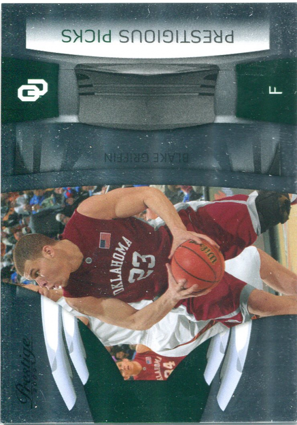 2009-10 Prestige Prestigious Picks Green #36 Blake Griffin