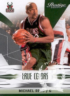 2009-10 Prestige True Colors #7 Michael Redd